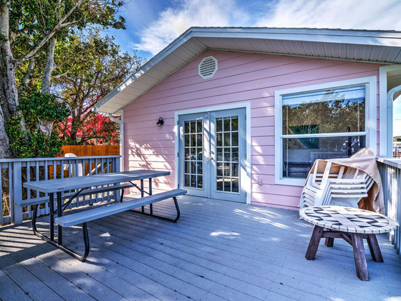 Serenity Seaside Suite B at Carter Vacation Rentals