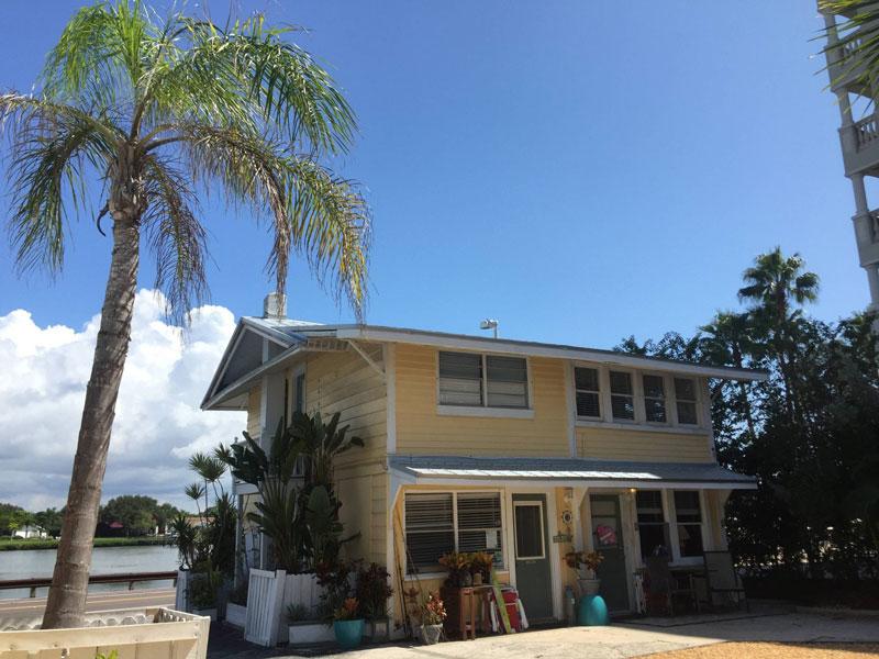 Sun n Fun Beachfront Unit 1 at Carter Vacation Rentals