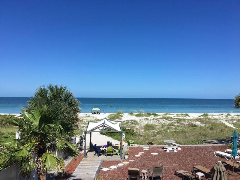 Sun n Fun Beachfront Unit 3 at Carter Vacation Rentals