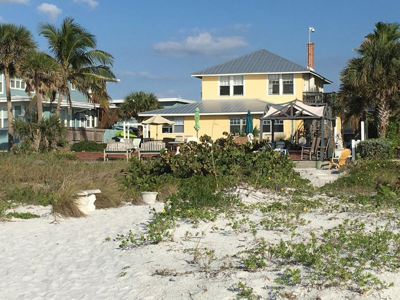 Sun n Fun Beachfront Unit 6 at Carter Vacation Rentals
