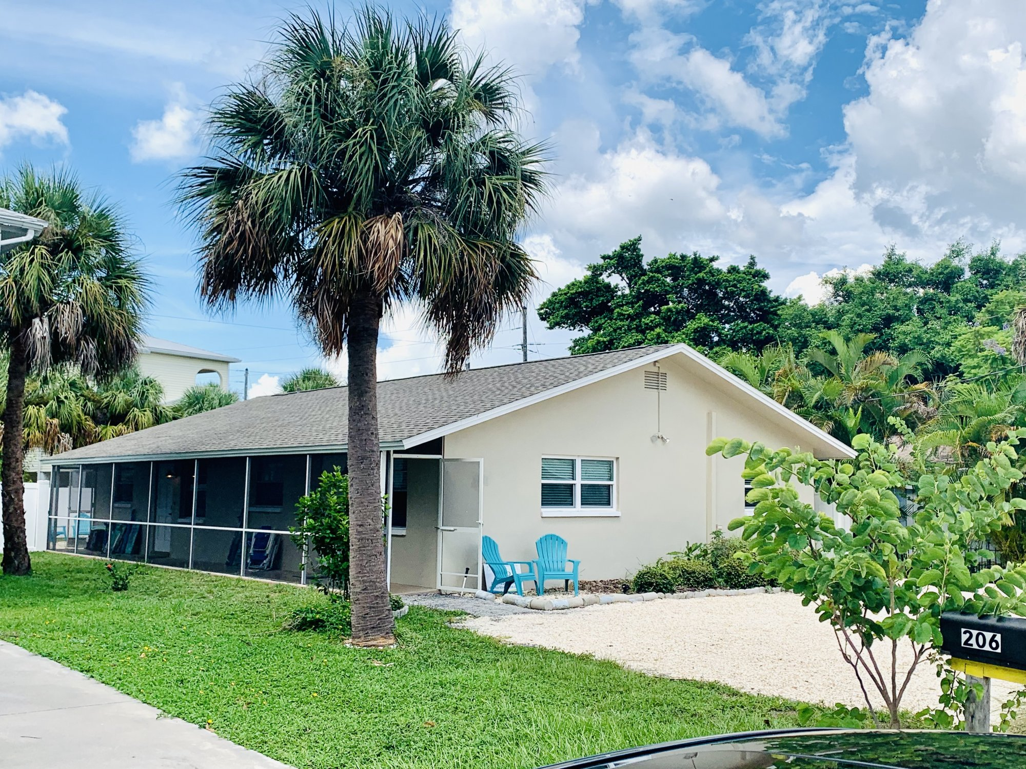 Gulf Front Cottage on the Beach at Carter Vacation Rentals
