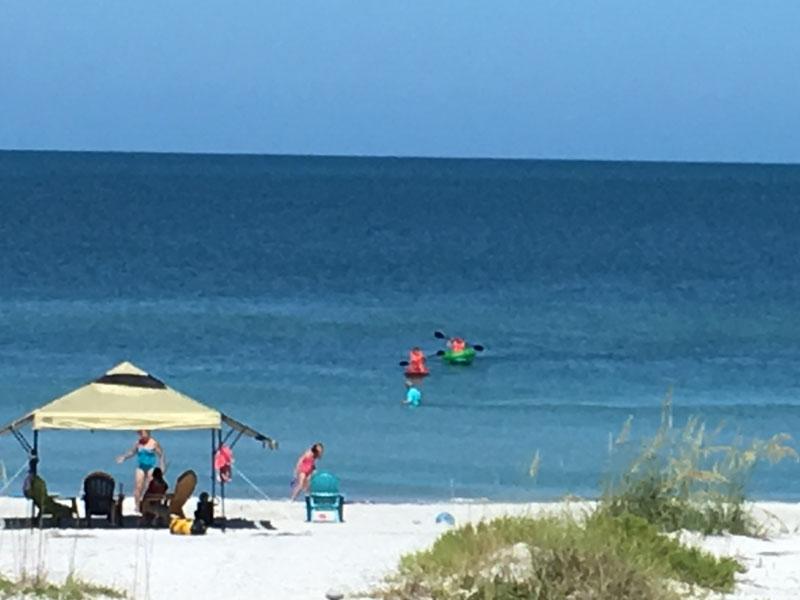 Sun n Fun Beachfront Unit 5 at carter Vacation Rentals