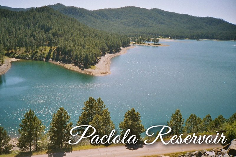 Pactola Reservoir By R.Blauert - Own work, CC BY-SA 3.0, https://commons.wikimedia.org/w/index.php?curid=542789