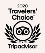 TripAdvisors 2020 Travelers Choice Award