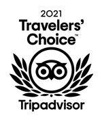 TripAdvisors 2021 Travelers Choice Award