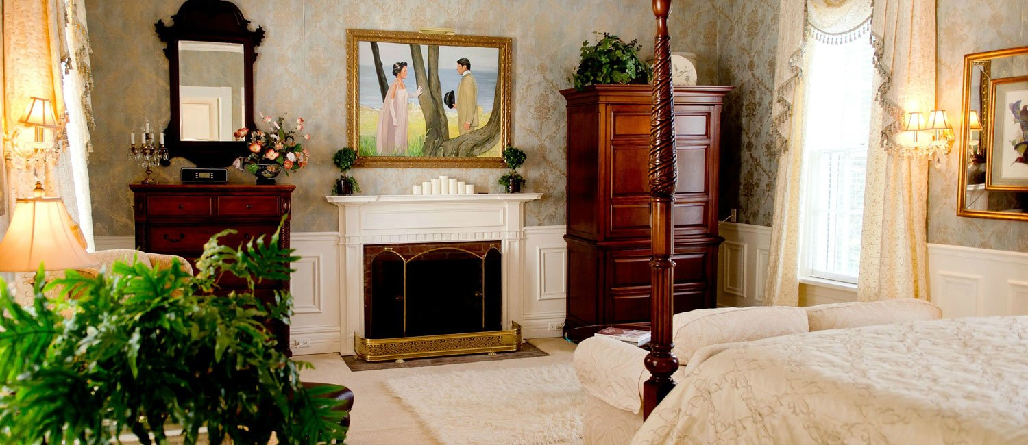 Somewhere In Time Suite Versailles Ky Bed And Breakfast A Storybook Inn
