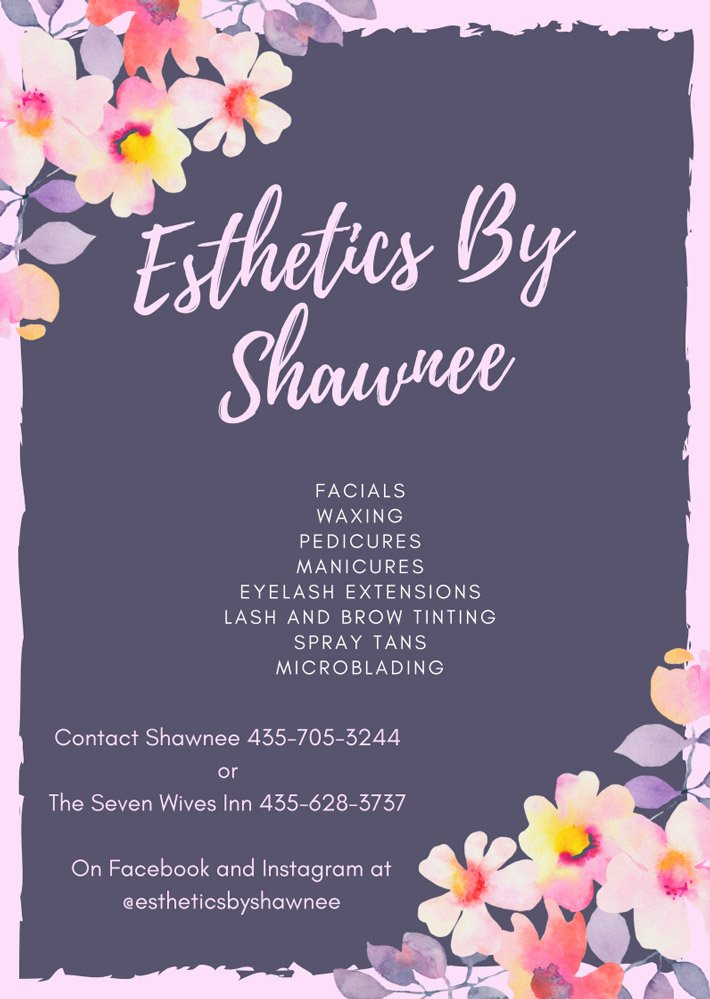 Esthetics by Shawnee at Sevin Wives Inn