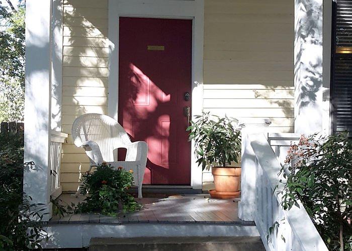 Porch entry