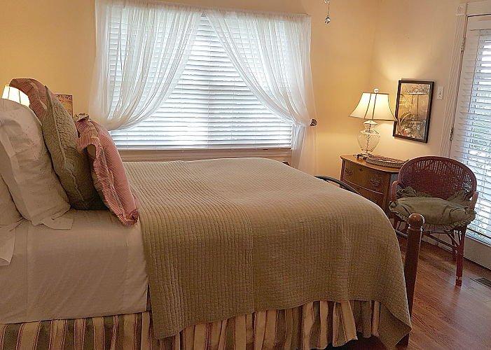 Barkley bedroom