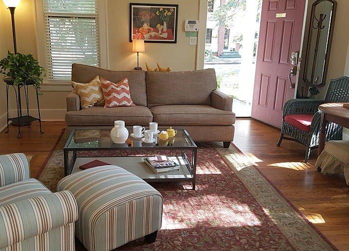 Barkley living room
