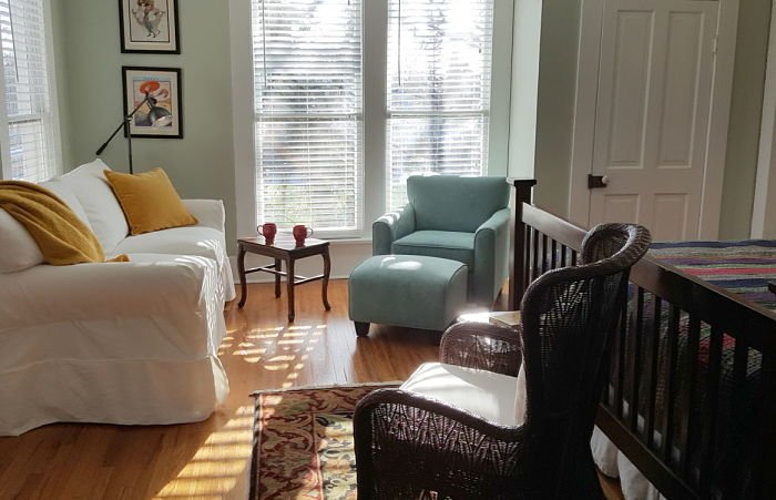 St. Clair Treetop Cottage - One Bedroom