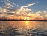 Sunset Cruise at Torch Lake Inn