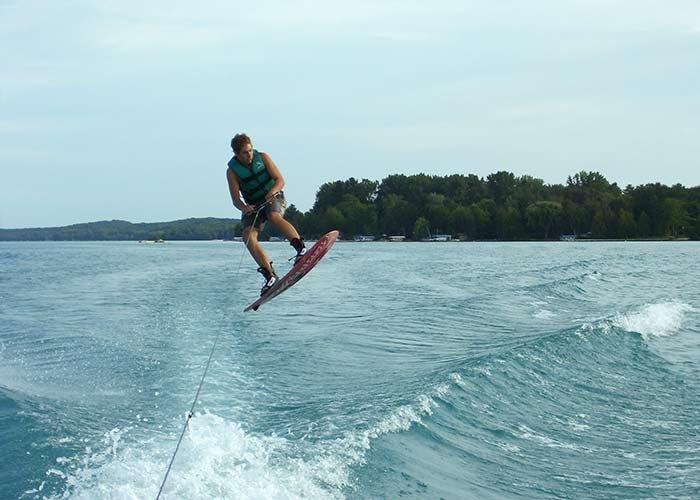 Outdoor fun near Torch Lake Inn in Central Lake, MI