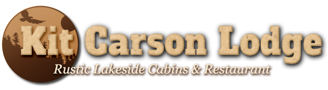 Kit Carson Lodge - Rustic Lakeside Cabins & Restaurant