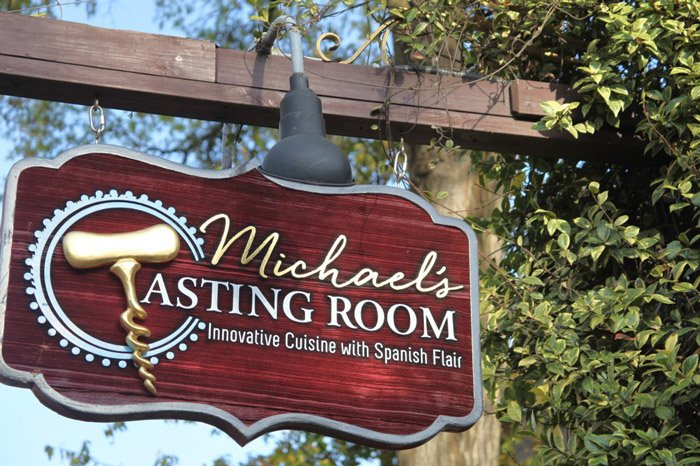 Michael's Tasting Room