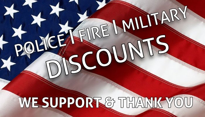 Military Discount at Penny Farthing Inn