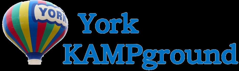 York KAMPground Logo