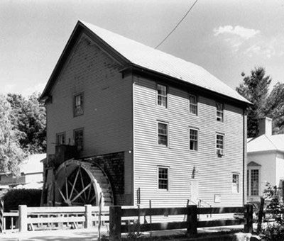 the Mill in 1973