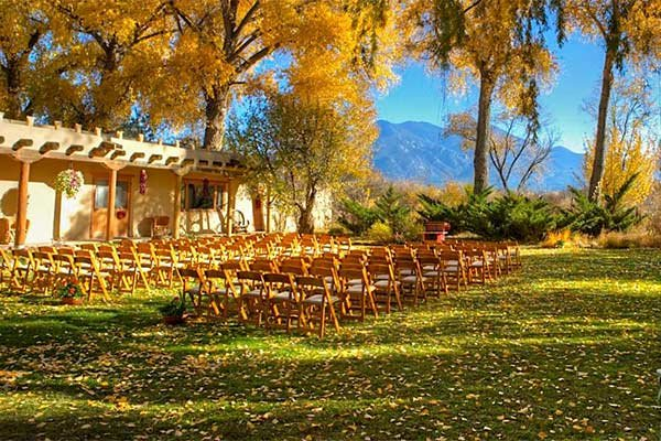 Weddings at Hacienda del Sol in Taos, NM