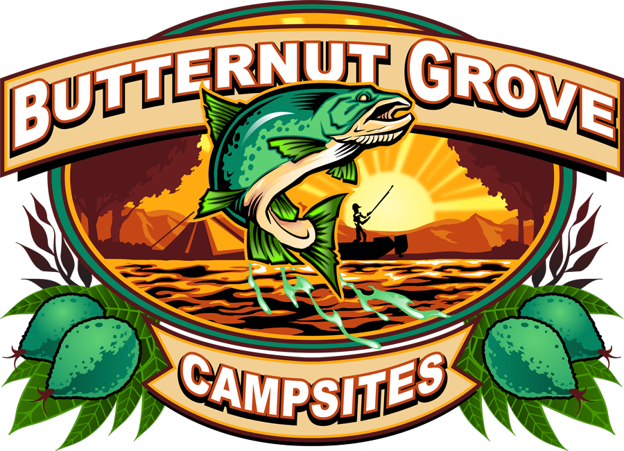 Butternut Grove Campsites Logo
