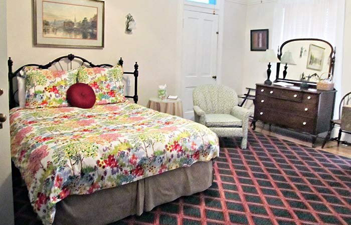 Guest Room at Prospect Hill B&B in Mountain City, TN