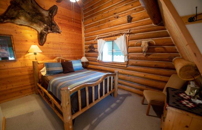 Backcountry Room