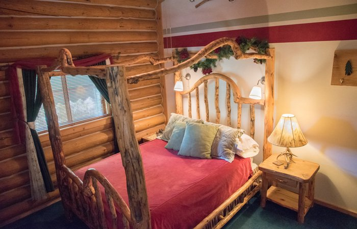 Lodging at Snowberry Inn Bed and Breakfast in Eden, Utah