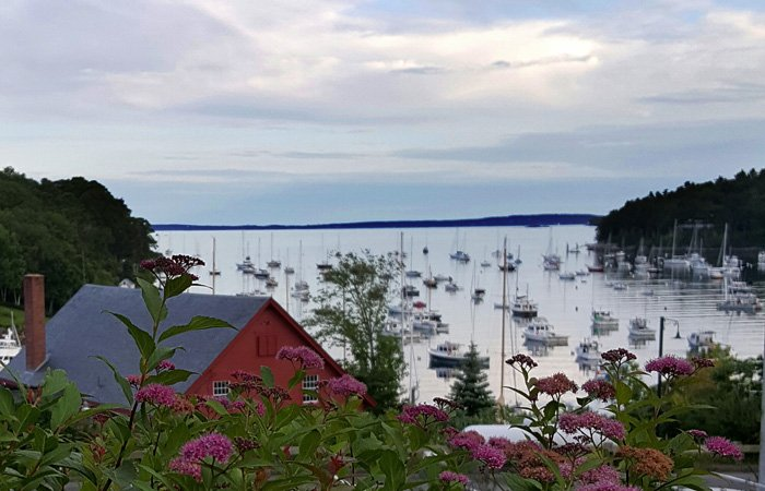 Innkeepers at Starlight Lodge Seven Mountains in Rockport, Maine