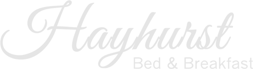 Hayhurst Bed and Breakfast logo