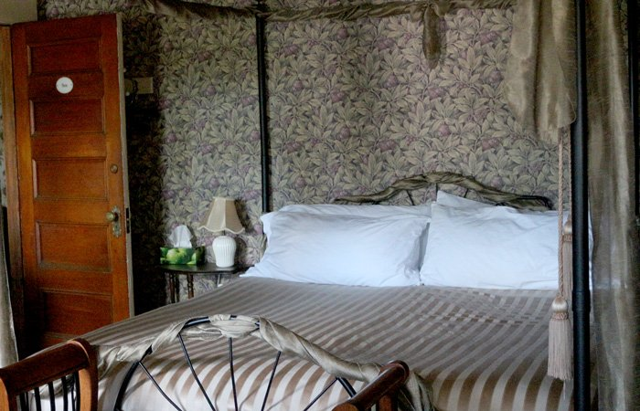 Rooms at Sleepy Hollow Bed and Breakfast in Gananoque, Ontario, Canada
