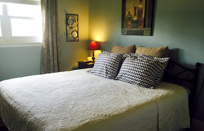 Rooms at Vara Guest House in Garden City, Texas