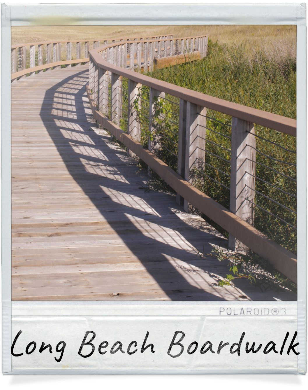 The Long Beach Boardwalk