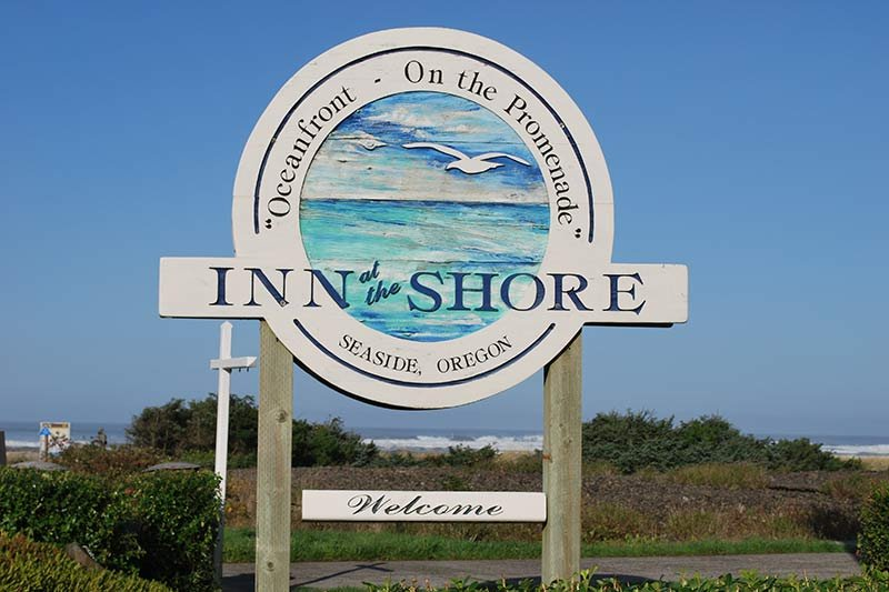 Inn at the Shore in Seaside, Oregon