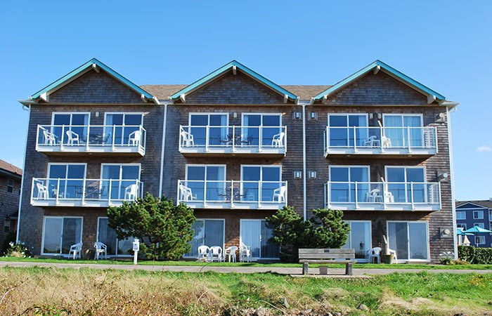 About the Inn at the Shore in Seaside, Oregon