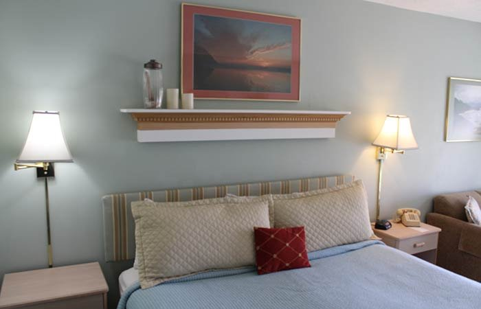 Room at Inn at the Shore in Seaside, Oregon