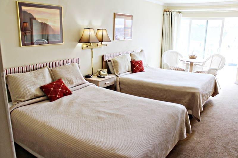 Tillamook Head Room at Inn at the Shore in Oceanside, OR