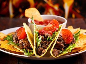 tacos near Idaho Bed and Breakfast Association