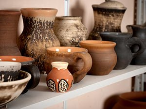 ceramic studio near Idaho Bed and Breakfast Association
