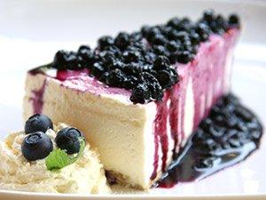 cheesecake near Idaho Bed and Breakfast Association