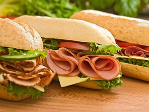 sandwhiches near Idaho Bed and Breakfast Association