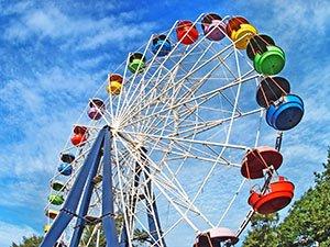 amusement park near Idaho Bed and Breakfast Association
