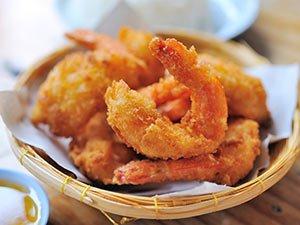 fried shrimp near Idaho Bed and Breakfast Association