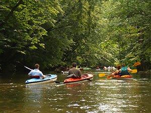 kayaking near Idaho Bed and Breakfast Association