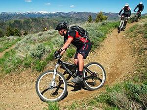 biking near Idaho Bed and Breakfast Association