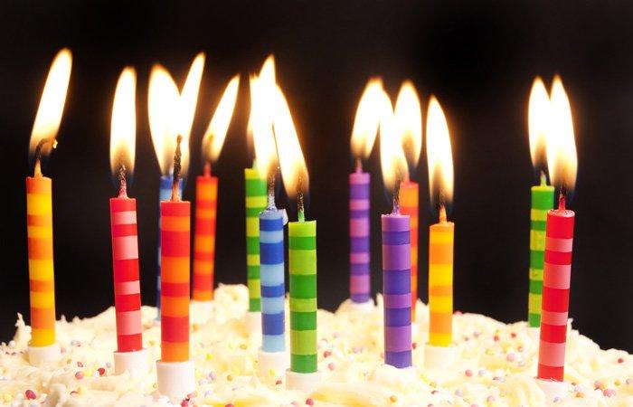 Birthday celebration package at Walnut Street Inn in Springfield, Missouri