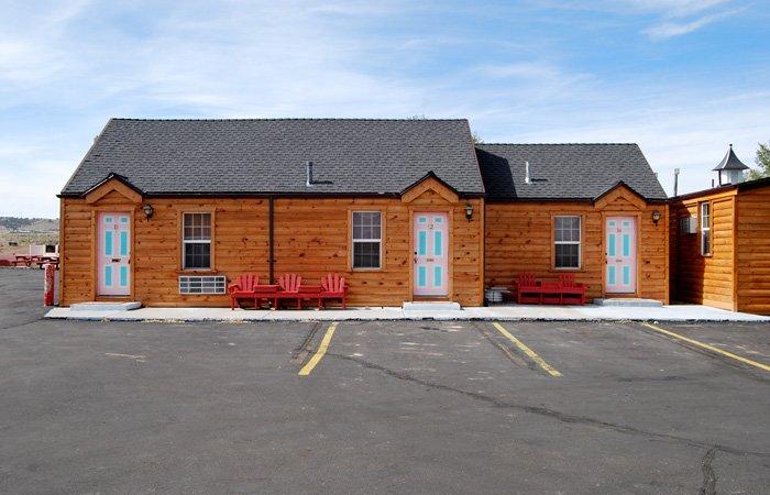 Marianna Inn in Panguitch, Utah