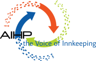 AIHP - the Voice of Innkeeping logo