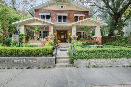 Grady House Bed & Breakfast at Hospitality Properties for Sale