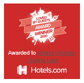 Loved by Guests Award Winner 2020 | Hotels.com