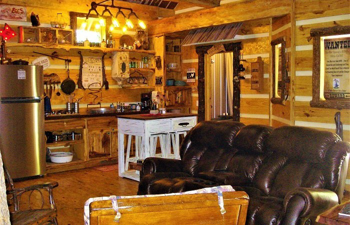 Amenities at Fox Pass Cabins